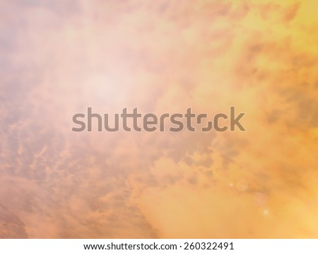 abstract christian nature filters color image background with blank space for Your text or image - stock photo