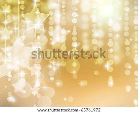 Abstract Christmas background.Holiday abstract background - stock photo
