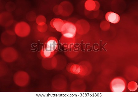 Abstract christmas lights as background,Festive Christmas elegant abstract background  - stock photo
