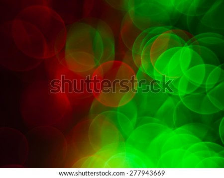 Abstract circle background - stock photo