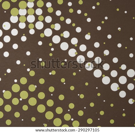 abstract circle pattern background - stock photo