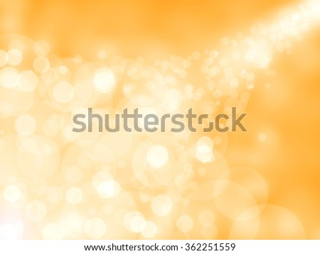 abstract circles bokeh  background