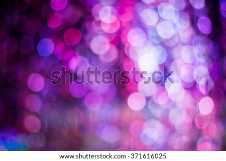 Abstract circular bokeh background bokeh background