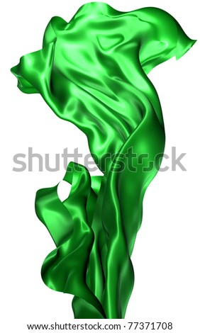Abstract cloth - stock photo