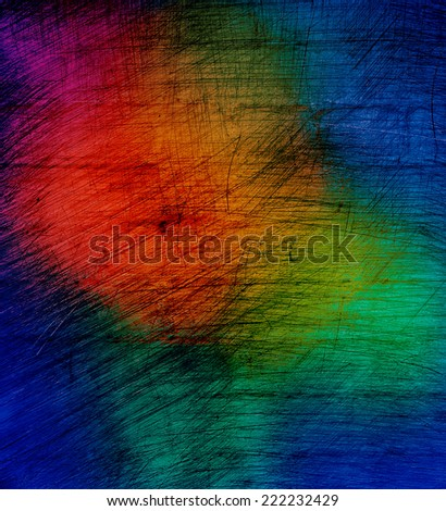 abstract color grunge wall background