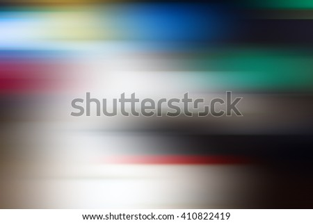 abstract color light blurred background