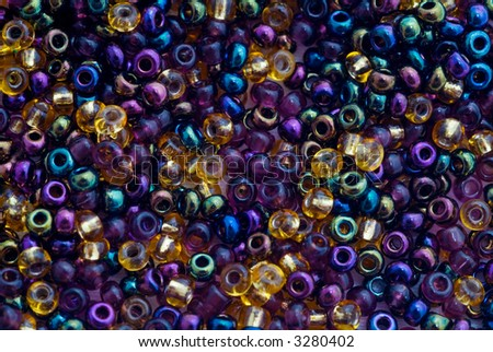 Abstract color macro BACKGROUND