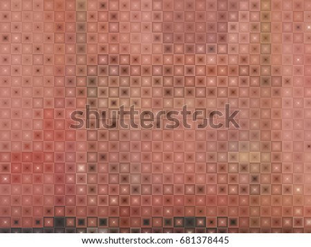 Abstract colored background. Mosaic multicolor