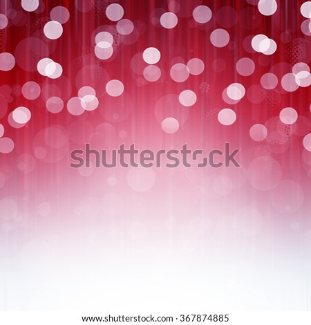 Abstract colorful blinking sparkles with blurred background - stock photo