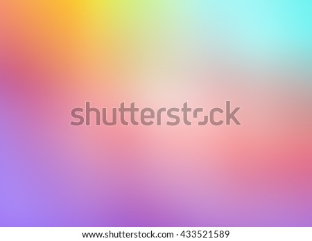 abstract colorful blur background - stock photo