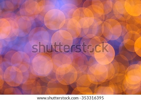 abstract colorful defocused circular facula,abstract background