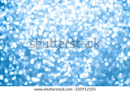 abstract colorful defocused circular facula,abstract  blue background - stock photo