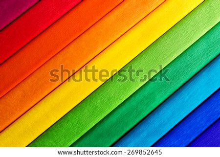 Abstract colorful multicolor background - stock photo