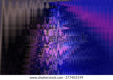 Abstract colorful psychedelic background. Neon colors. Illustration. Can be used for posters or webdesign.