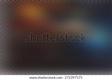abstract colorful smooth blurred abstract backgrounds for design with blurred various color lines - stock photo