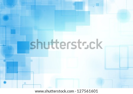 Abstract colorful square background. - stock photo