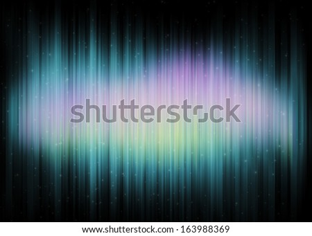 Abstract colorful striped background - stock photo