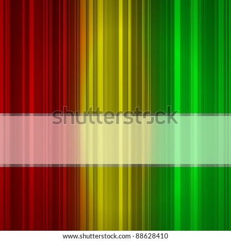 Abstract colorful stripes, lines or bars background with the place for your text.