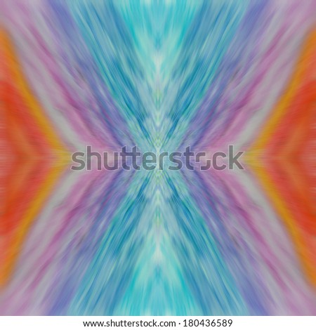 abstract colorful water color painting art background on drawing paper