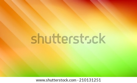 Abstract colorful yellow and green background. - stock photo