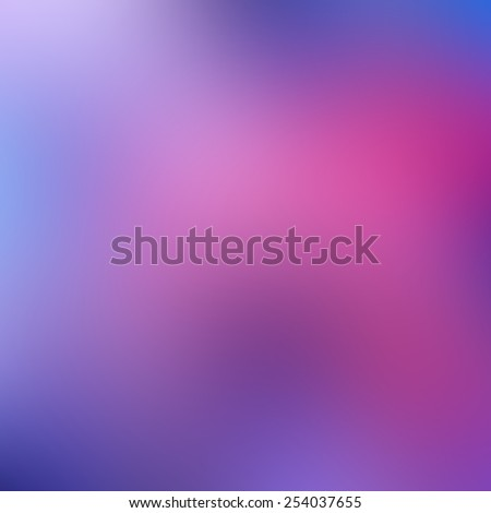 abstract composition blurred colored background - stock photo