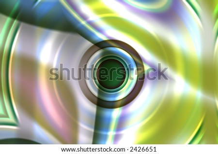 abstract composition,CD background - stock photo