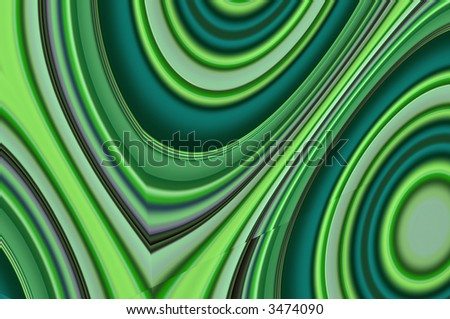 abstract composition, leaf of green plant  ( more backgrounds in my gallery ) - stock photo