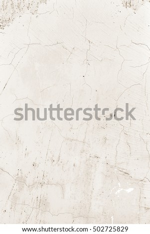 Abstract concrete, weathered with cracks and scratches. Landscape style. Grungy Concrete Surface. Great background or texture.