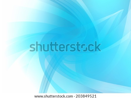 Abstract Cool Blue jpg Background with copy space  - stock photo