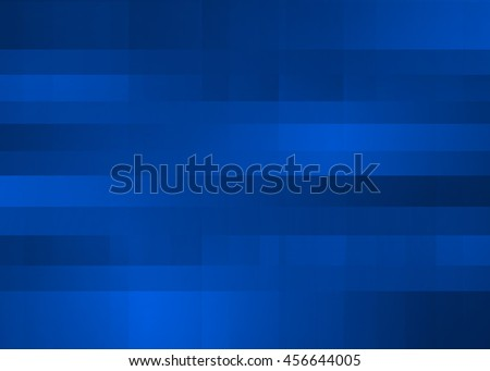 Abstract creative dark blue random pixel background for medical, healthcare and other communication arts. - stock photo