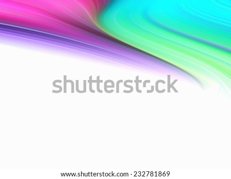 Abstract Creative festive color background header for medical and business  communications - stock photo