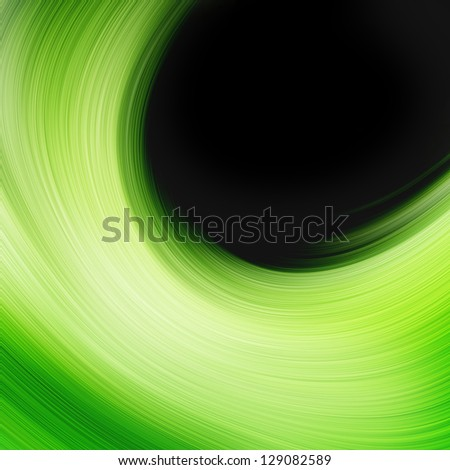abstract curve background - stock photo