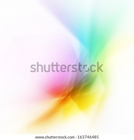 abstract curved background. - stock photo