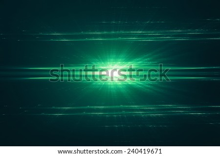 Abstract 3D plane background - stock photo