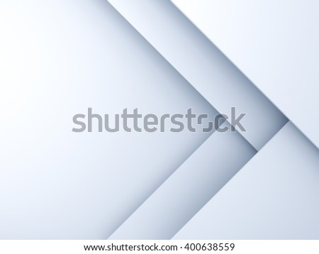 Abstract 3d triangles shape background. 3D rendering. - stock photo