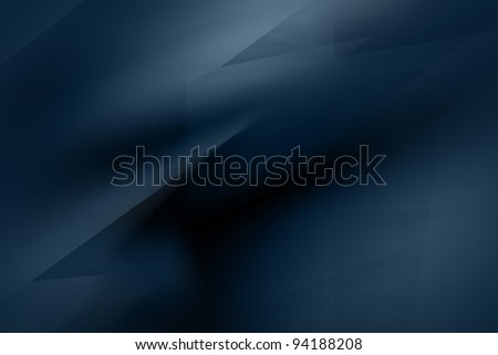 Abstract dark background for modern business network computer products - stock photo