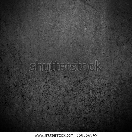 abstract dark concrete texture background - stock photo