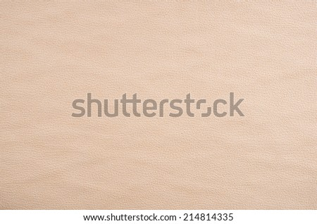 abstract decorative beige background texture leather wallpaper - stock photo