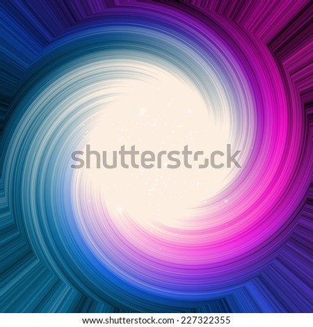 Abstract deep and crazy colorful swirl background  - stock photo