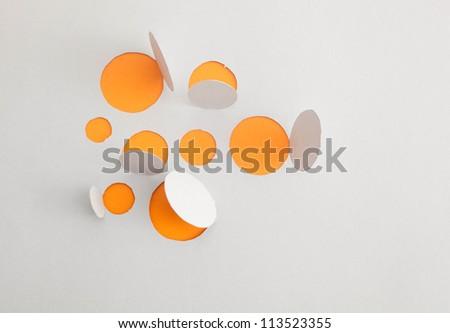 Abstract  design bubble - stock photo