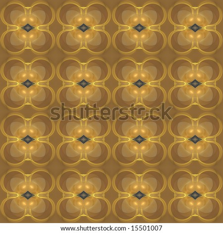 Abstract design element for background or pattern