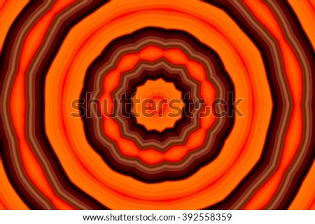 abstract design I shades of orange and maroon colors