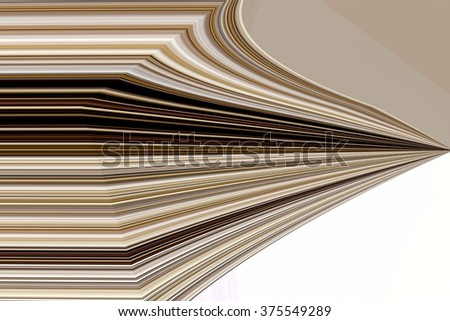 abstract design in shades of brown