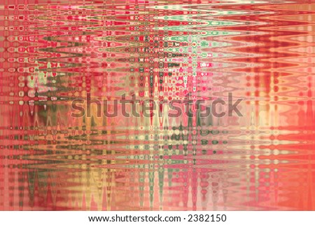Abstract design with a look of glass for backgrounds and wallpaper - stock photo