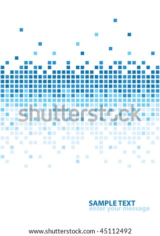 Abstract Design With Space For Your Text (in the gallery also available vector version of this image)