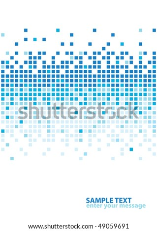 Abstract Design With Space For Your Text (in the gallery also available vector version of this image) - stock photo
