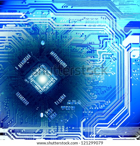 abstract digital board,information processing