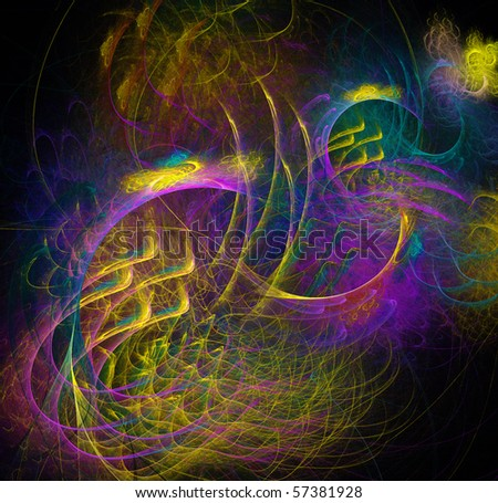 Fractal Flame Series Various Nebula Cloud 11811481