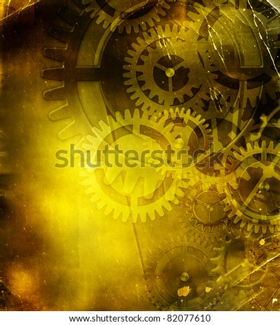 abstract distortion - stock photo