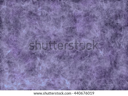 Abstract drawn grunge background in blue colors. Effect of crumpled paper. Texture with cracks, ambrosia, scratches, attrition. Series of Drawn Grunge, Oil, Pastel, Chalk Backgrounds. - stock photo
